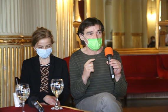 Dramske premijere <em>Aretej</em> i <em>U agoniji </em> Miroslava Krleže u režiji Ivice Buljana 4