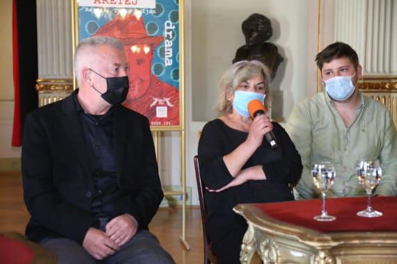 Dramske premijere <em>Aretej</em> i <em>U agoniji </em> Miroslava Krleže u režiji Ivice Buljana 2