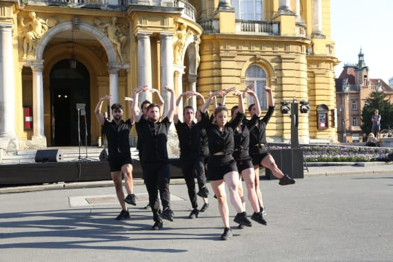 Hrvatskom praizvedbom <em>Ulomci iz koreografija Angelina Preljocaja </em> počeo <em> Festival Ljetne večeri HNK u Zagrebu</em> 3