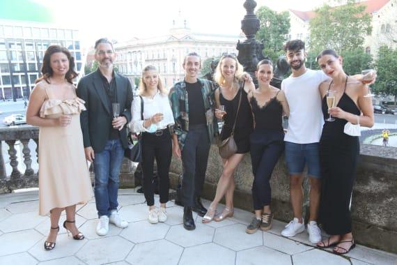 Hrvatskom praizvedbom <em>Ulomci iz koreografija Angelina Preljocaja </em> počeo <em> Festival Ljetne večeri HNK u Zagrebu</em> 9