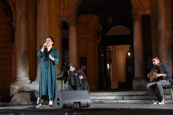 Hrvatskom praizvedbom <em>Ulomci iz koreografija Angelina Preljocaja </em> počeo <em> Festival Ljetne večeri HNK u Zagrebu</em> 11