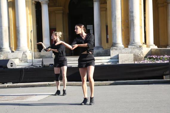 Hrvatskom praizvedbom <em>Ulomci iz koreografija Angelina Preljocaja </em> počeo <em> Festival Ljetne večeri HNK u Zagrebu</em> 2