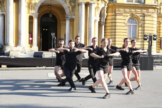 Hrvatskom praizvedbom <em>Ulomci iz koreografija Angelina Preljocaja </em> počeo <em> Festival Ljetne večeri HNK u Zagrebu</em> 1