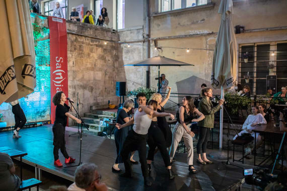 Drama gostovala na festivalu <em>Sa(n)jam knjige u Istri</em> 1
