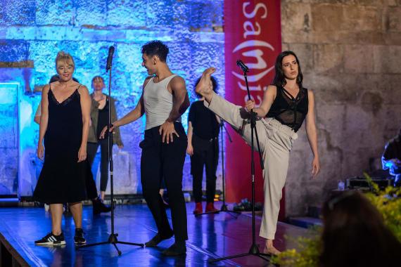 Drama gostovala na festivalu <em>Sa(n)jam knjige u Istri</em> 11