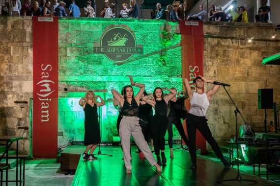Drama gostovala na festivalu <em>Sa(n)jam knjige u Istri</em> 12
