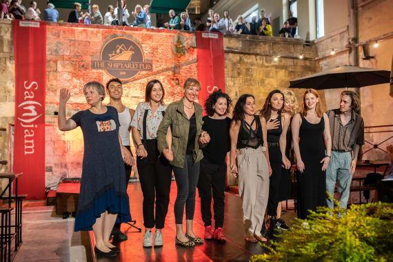 Drama gostovala na festivalu <em>Sa(n)jam knjige u Istri</em> 13