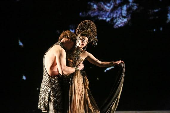 Premijerno je izvedena predstava <em>Aretej</em> u režiji Ivice Buljana 1