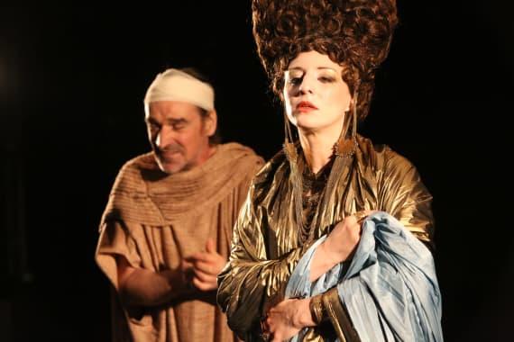 Premijerno je izvedena predstava <em>Aretej</em> u režiji Ivice Buljana 3