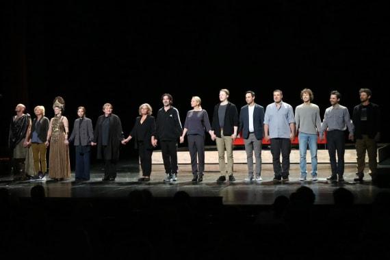 Premijerno je izvedena predstava <em>Aretej</em> u režiji Ivice Buljana 4