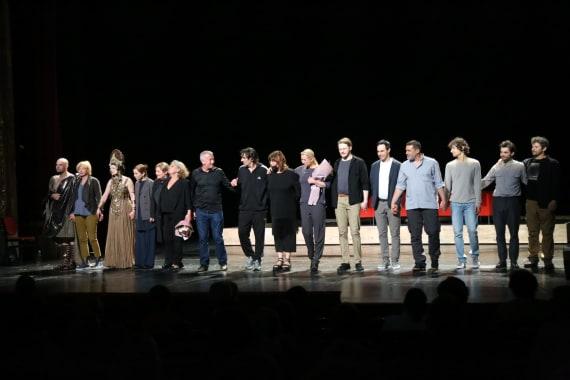 Premijerno je izvedena predstava <em>Aretej</em> u režiji Ivice Buljana 5