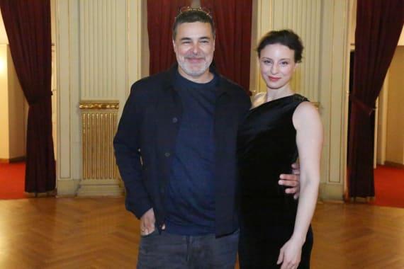 Premijerno je izvedena predstava <em>Aretej</em> u režiji Ivice Buljana 9
