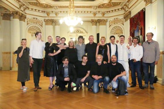 Premijerno je izvedena predstava <em>Aretej</em> u režiji Ivice Buljana 7