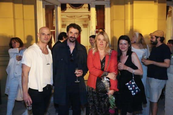Premijerno je izvedena predstava <em>Aretej</em> u režiji Ivice Buljana 12