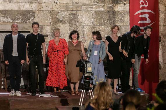 Poezija slavenskih pjesnika na festivalu <em> Sa(n)jam knjige u Istri</em> 1