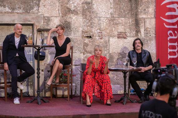 Poezija slavenskih pjesnika na festivalu <em> Sa(n)jam knjige u Istri</em> 3