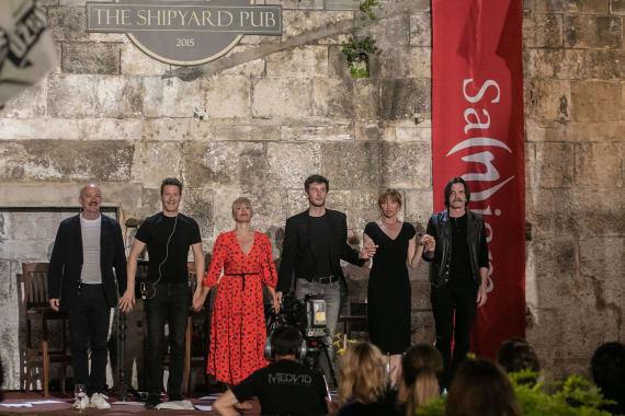 Poezija slavenskih pjesnika na festivalu <em> Sa(n)jam knjige u Istri</em> 2