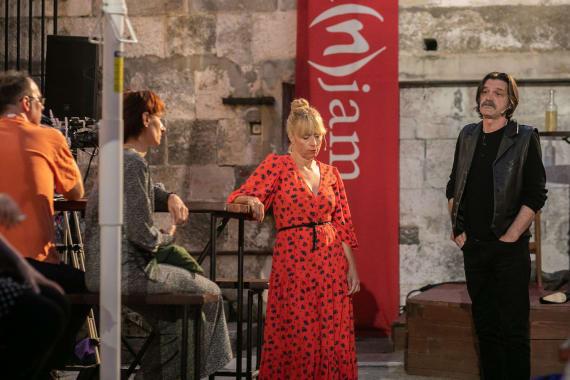 Poezija slavenskih pjesnika na festivalu <em> Sa(n)jam knjige u Istri</em> 11