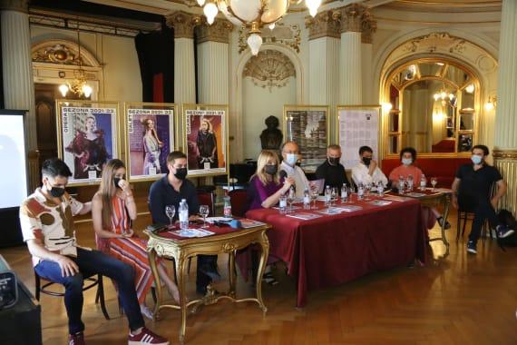Predstavljanje nove kazališne sezone 2021./2022. 1