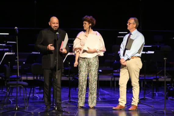 Svečano dodijeljene godišnje nagrade za najbolja umjetnička ostvarenja sezone 2020./21 7