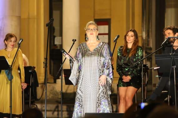 Glazbenim spektaklom u čast Arsenu Dediću završen <em>Festival Ljetne večeri HNK u Zagrebu</em> 18