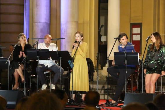 Glazbenim spektaklom u čast Arsenu Dediću završen <em>Festival Ljetne večeri HNK u Zagrebu</em> 16