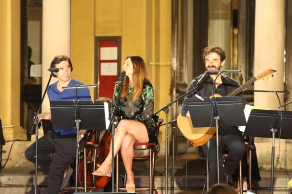 Glazbenim spektaklom u čast Arsenu Dediću završen <em>Festival Ljetne večeri HNK u Zagrebu</em> 15