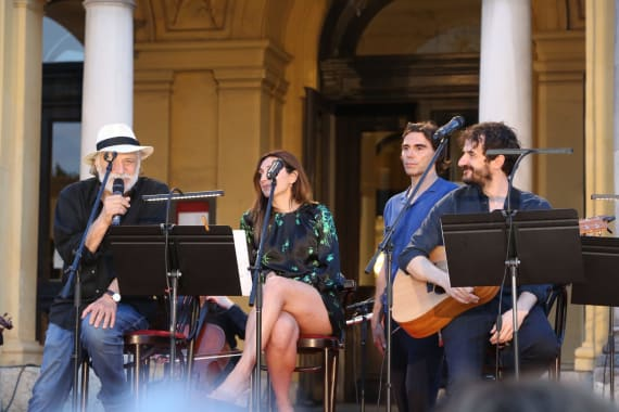 Glazbenim spektaklom u čast Arsenu Dediću završen <em>Festival Ljetne večeri HNK u Zagrebu</em> 12