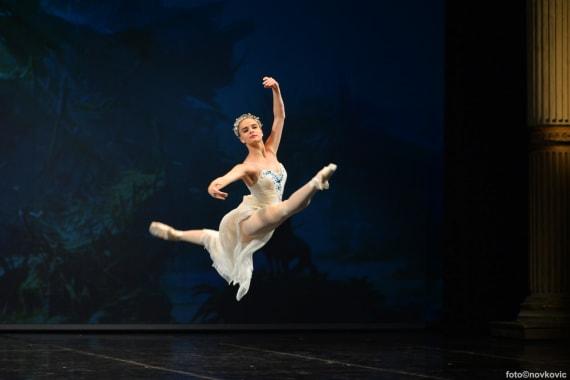 Dodijeljene nagrade Međunarodnog baletnog natjecanja Mia Čorak Slavenska 1