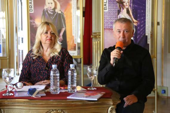 Predstavljena nova sezona i Festival svjetskog kazališta 2