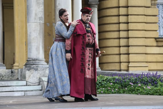 Opera i Drama na <em>Danu otvorenog trga</em> 1