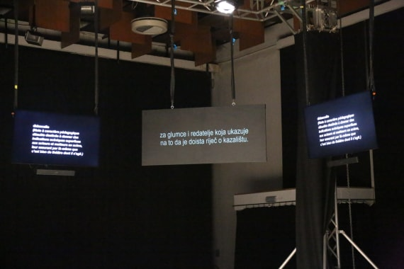 Predstava <em>To je život</em> Mohameda El Khatiba zatvorila je Festival svjetskog kazališta 5