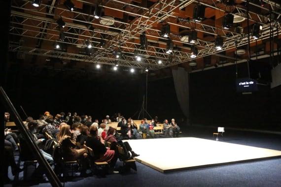Predstava <em>To je život</em> Mohameda El Khatiba zatvorila je Festival svjetskog kazališta 8