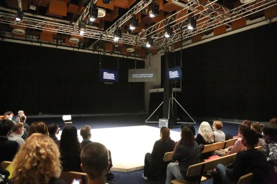 Predstava <em>To je život</em> Mohameda El Khatiba zatvorila je Festival svjetskog kazališta 7