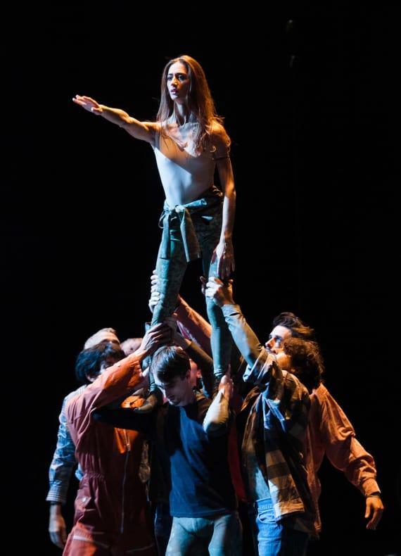 Balet zagrebačkoga HNK prvim nastupom u Belgiji oduševio publiku 1
