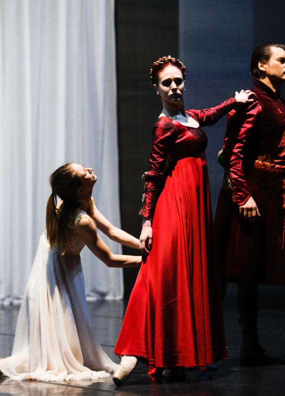 Baletna priča <em>Romeo i Julija</em> koja je oduševila publiku 1