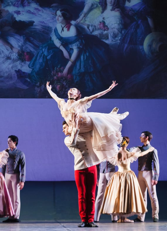 Intrigantna baletna priča o omiljenoj bečkoj carici Sissi 3