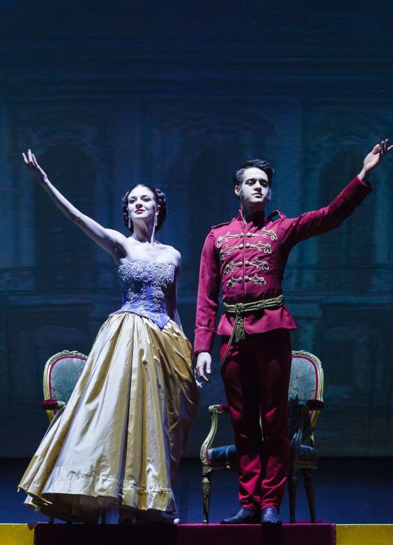 Intrigantna baletna priča o omiljenoj bečkoj carici Sissi 5