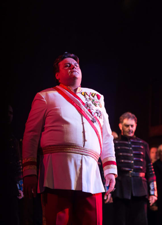 Gostovala Mađarska nacionalna Opera i Balet 5