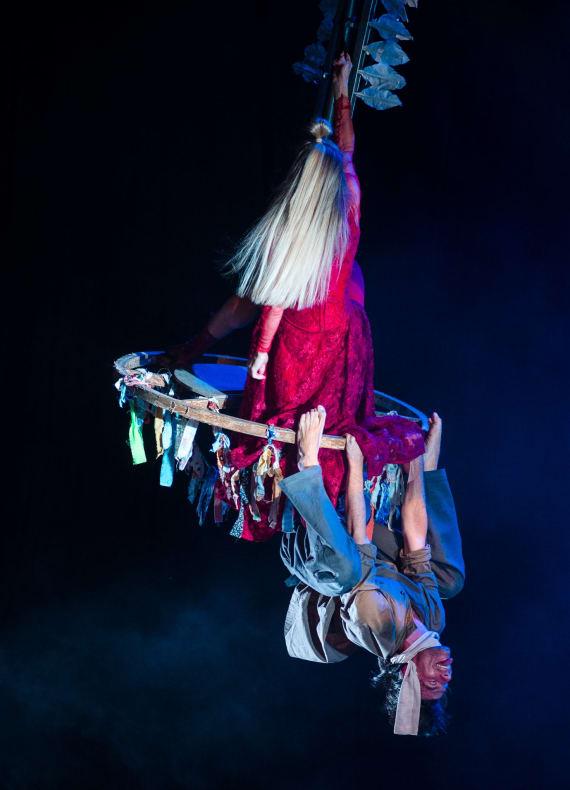 Predstavom <em>Taras</em> počeo je 13. međunarodni festival Sanktpeterburške kazališne sezone 4