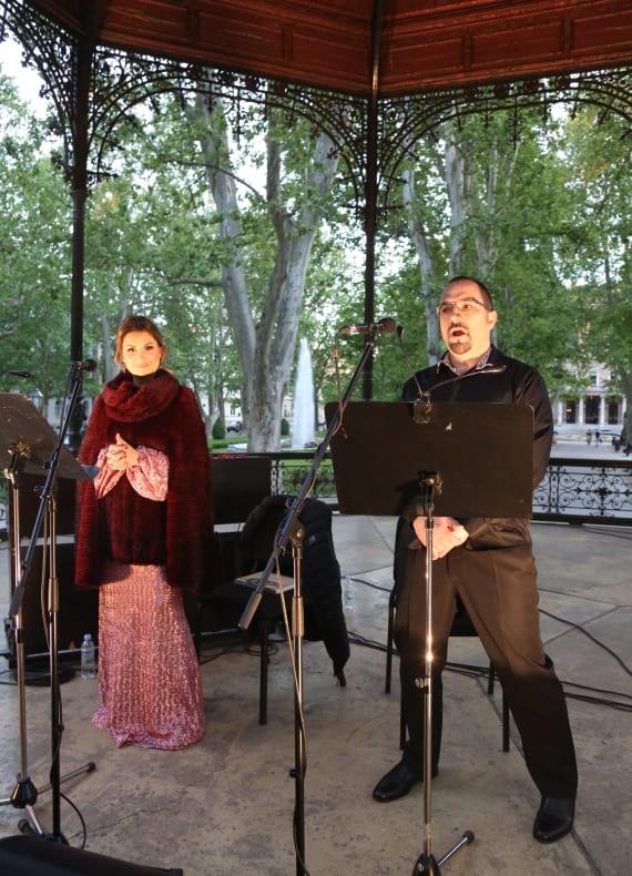 Mali operni spektakl na Zrinjevcu 3