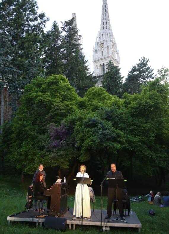 Koncert uz prekrasnu vizuru grada 8