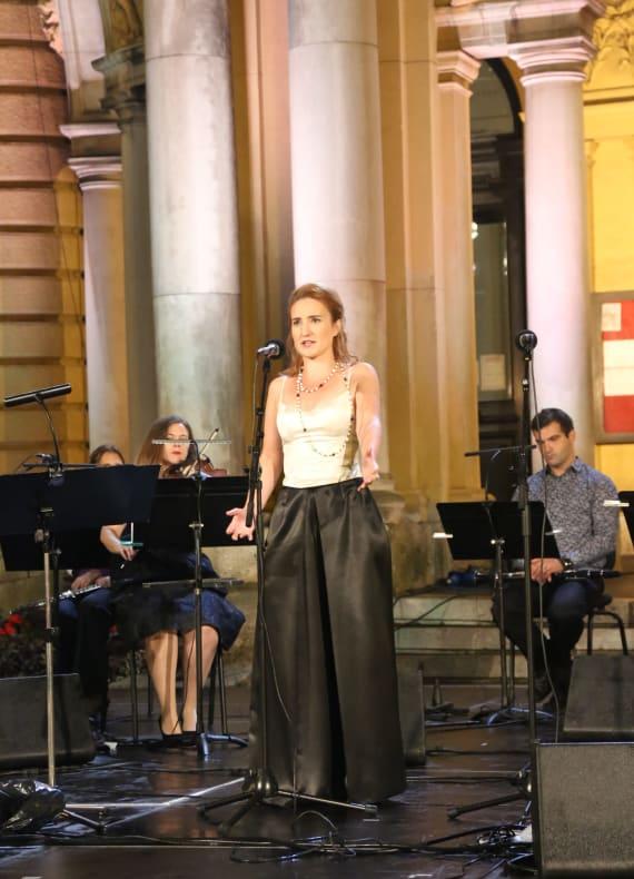 <em>Europski jazz šlageri</em> za kraj <em> Ljetnih večeri HNK u Zagrebu </em> 8