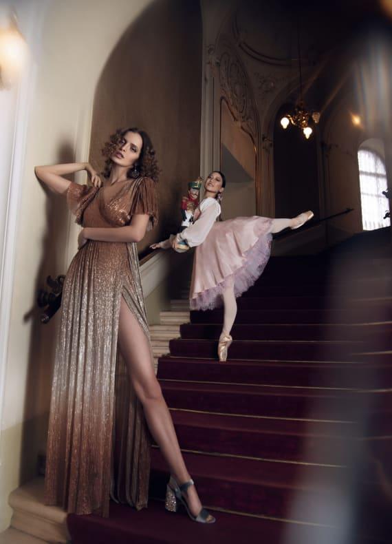 Jedinstvena suradnja s uspješnim dizajnerskim dvojcem u čarobnom svijetu baleta <em>Orašar</em> 3