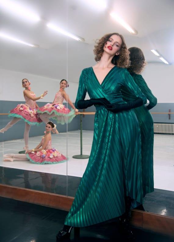 Jedinstvena suradnja s uspješnim dizajnerskim dvojcem u čarobnom svijetu baleta <em>Orašar</em> 5