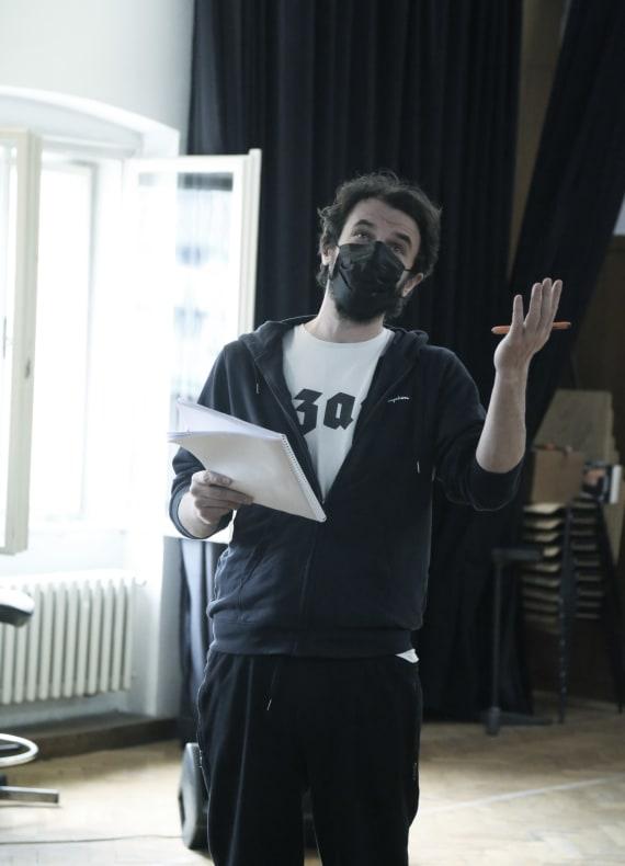 U pripremi je predstava <em>Revizor</em> prema djelu N.V.Gogolja 8