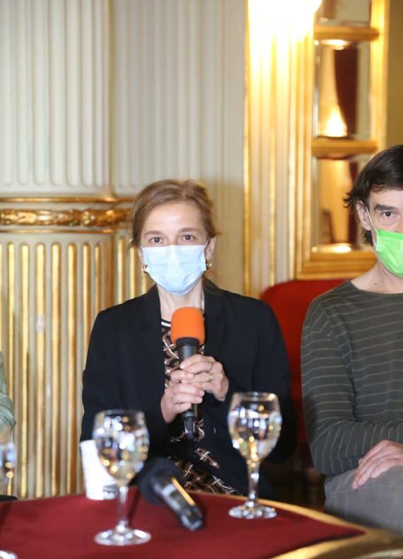 Dramske premijere <em>Aretej</em> i <em>U agoniji </em> Miroslava Krleže u režiji Ivice Buljana 6