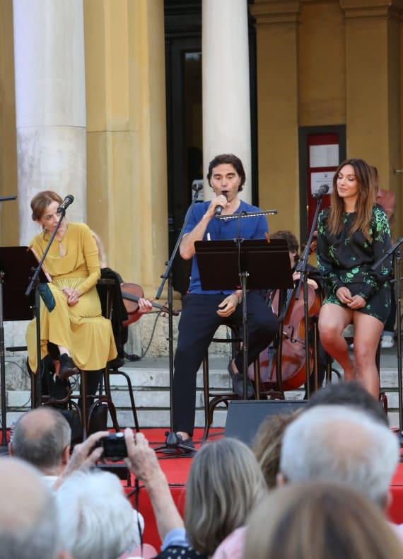 Glazbenim spektaklom u čast Arsenu Dediću završen <em>Festival Ljetne večeri HNK u Zagrebu</em> 5