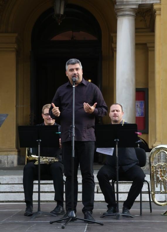 <em>Jesenja sonata</em> na Festivalu Ljetne večeri HNK u Zagrebu 2
