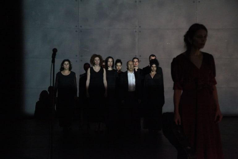 U svjetlu aktualnih problema, predstava <em>Evanđelje</em> Pippa Delbona